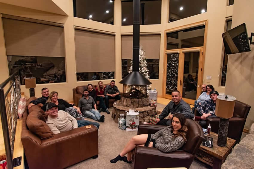 Integrity Roofing & Painting Christmas Party